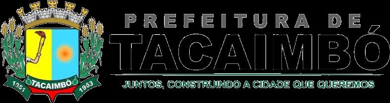 Prefeitura de Tacaimbó